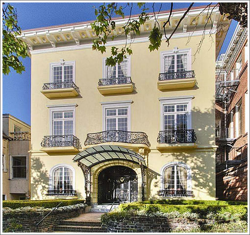 The Undisclosed Address And History For This $24.8M Bachelor Pad