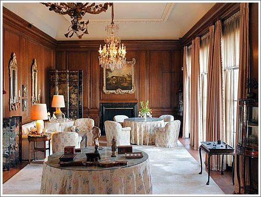 A Peek Inside And About A $100M Hillsborough Estate