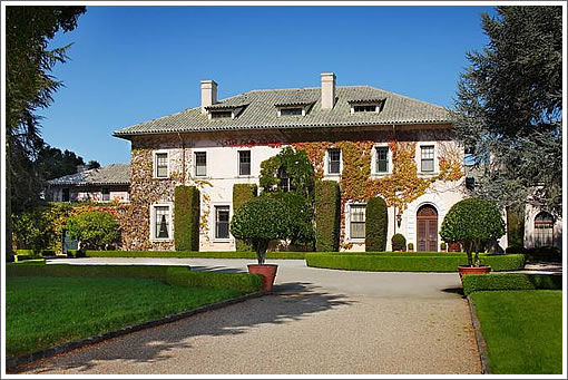 A Mansion And 48 Acres In Hillsborough For $100M And A Wait