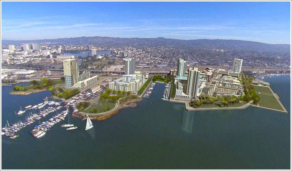 Oakland's Brooklyn Basin Development Secures $1.5B To Build