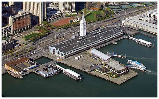 The Need And Numbers For San Francisco's Ferry Terminal Expansion