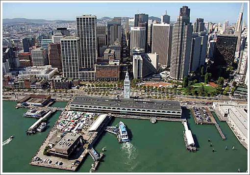 The Plans To Expand San Francisco's Ferry Terminal And Service