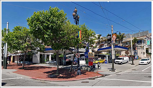 The Refined Designs For A Prime Market And Castro Street Corner