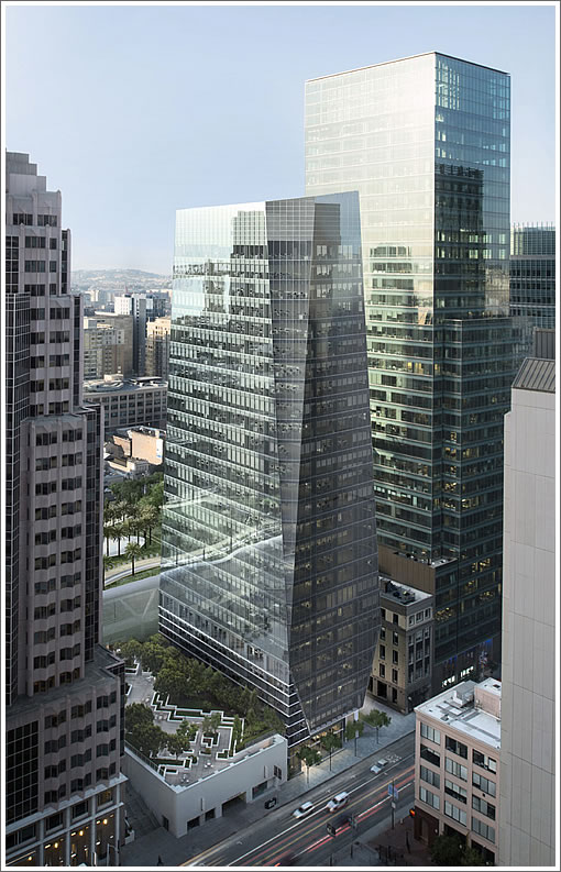 535 Mission Street Rendered