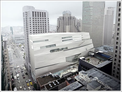 SFMOMA's Snøhetta-Designed Expansion Has Broken Ground