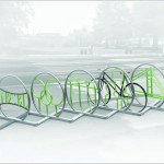 SF Team Pedals Away With Portable Bike Corral Competition Win