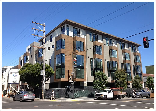 New Condos Coming Soon: Corner Of 19th And Valencia Unwrapped