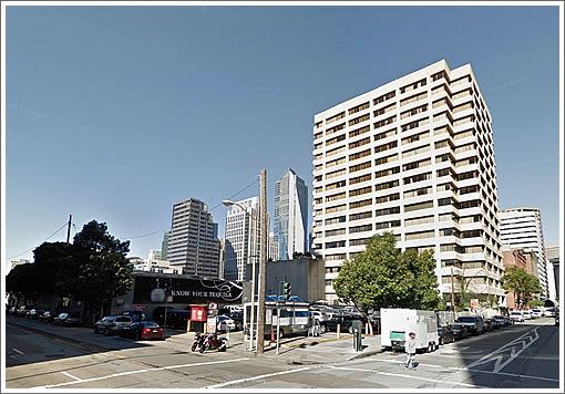 Potential High-Rise Hat Trick On Folsom For Tishman Speyer