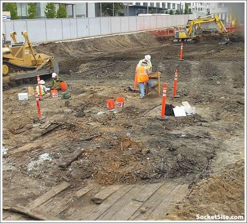 Archeologists Descend On San Francisco Construction Site