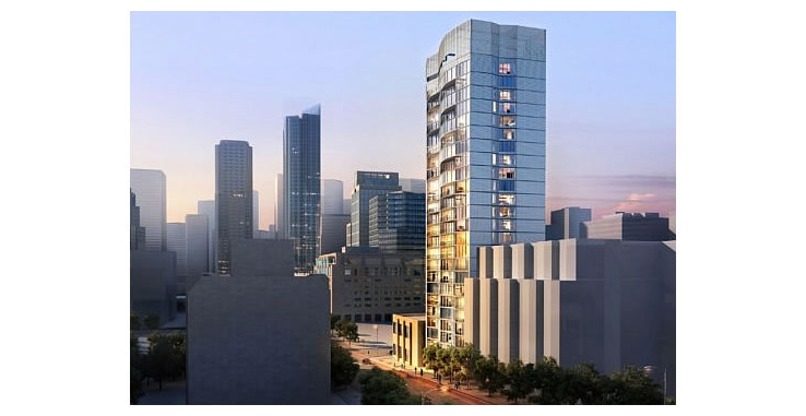 The Evolution Of Design For 325 Fremont Street And Rincon Hill