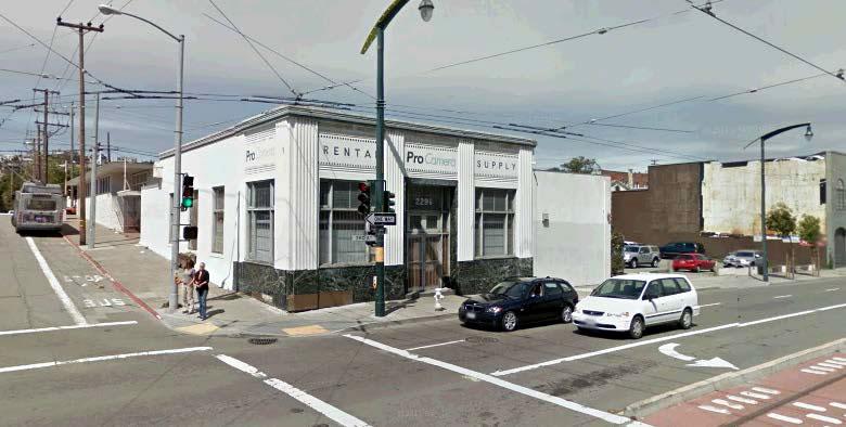 2290 Third Street Site