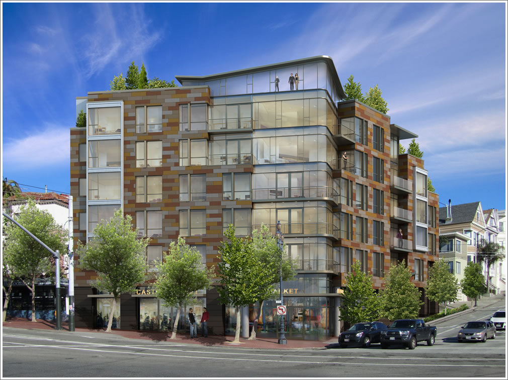 Unreal Expectations For Castro Street Corner Of Condos