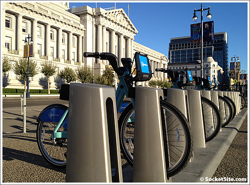 Bay Area Bike Share Station