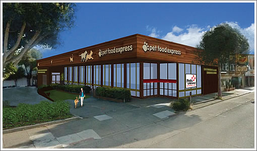 A Flip-Flop For Pet Food Express And Formula Retail In SF?