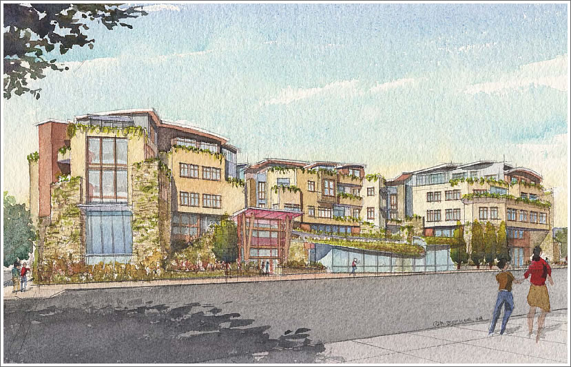 Big Development Near Ocean Beach Ready To Break Ground