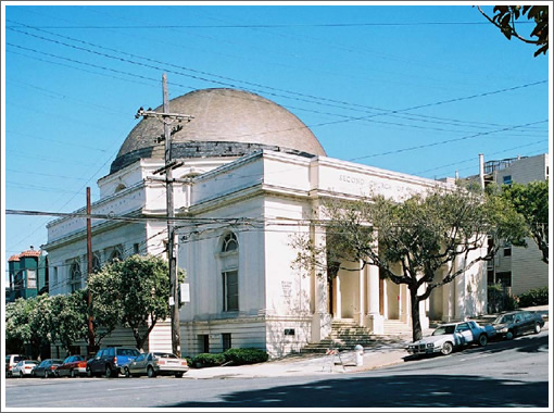 Oh Lord, Plans To Condo Convert The Second Church of Christ