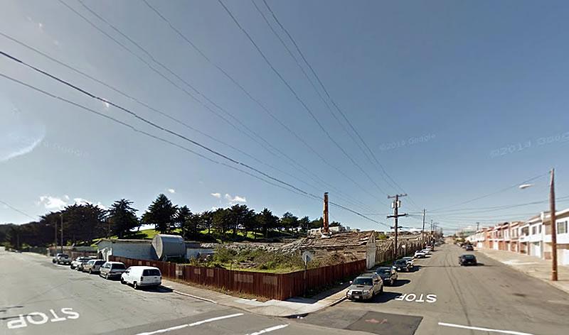 770 Woolsey Street Site