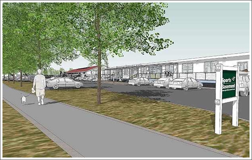 The Sports Basement's New Presidio Home