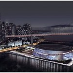 Governor Brown Signs Bill For Warriors Arena Development