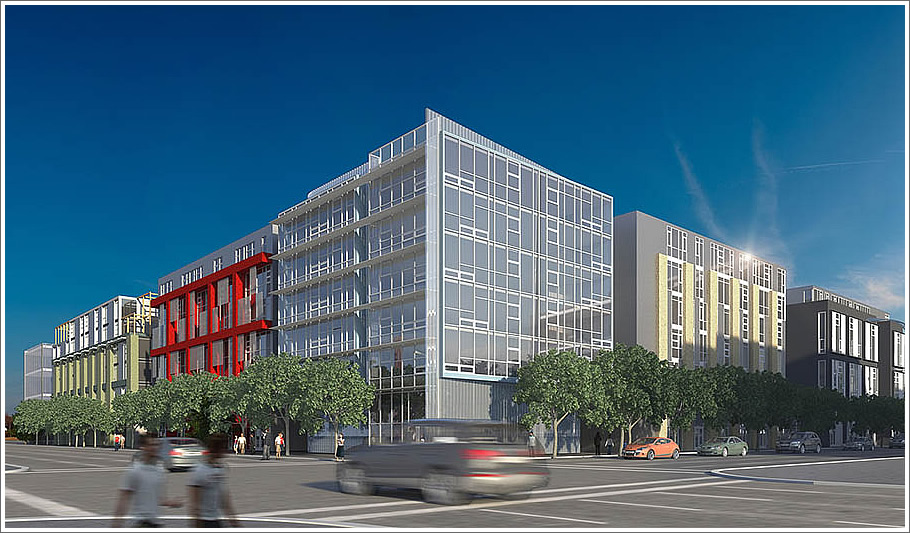 Permits To Redevelop Entire SoMa Block Close To Being Approved
