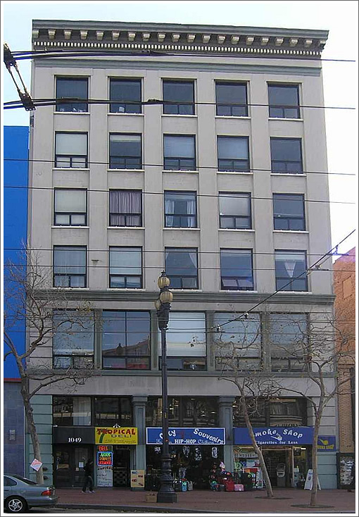 Conversion Of Illegal Mid-Market Apartment Building Suspended