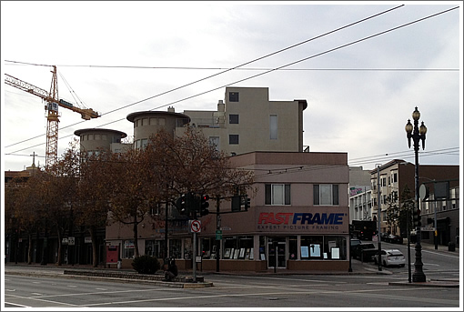 Plans For An Upscale Seven-Story SRO Building On Market Street