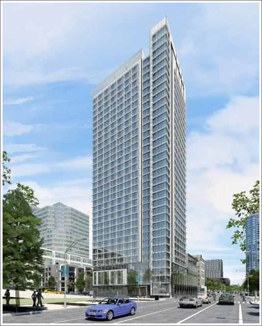 300-Foot Tower At Fremont And Folsom Ready To Rise