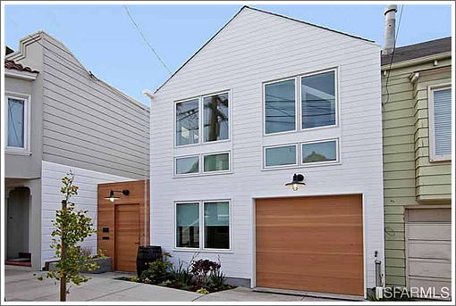 That Bernal Heights Dwell-ing Fetches $1,197 Per Square Foot