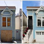 Two Concepts For Rebuilding A Damaged Dogpatch Victorian