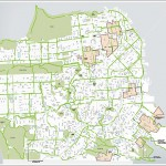 The Final Map For 115 Miles Of Green Connections To Crisscross SF