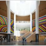 SFMOMA's New Snøhetta-Designed Staircase On Display