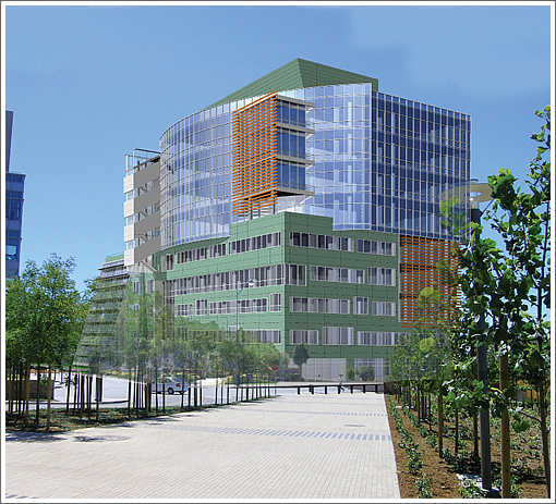 Kaiser's Modern Mission Bay Building Slated