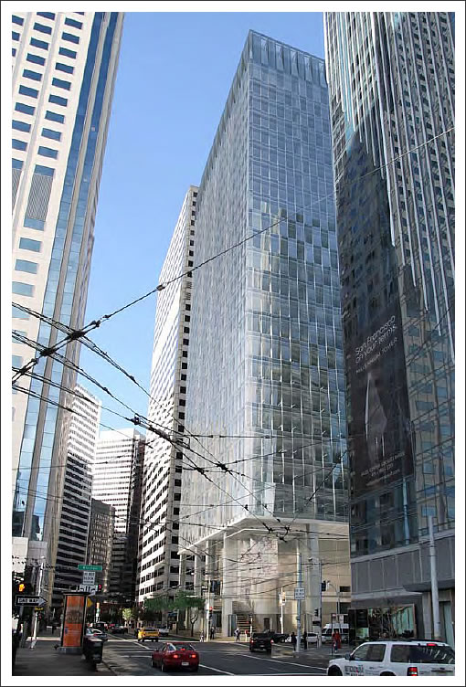 Salesforce Tower Supersized To 30 Stories