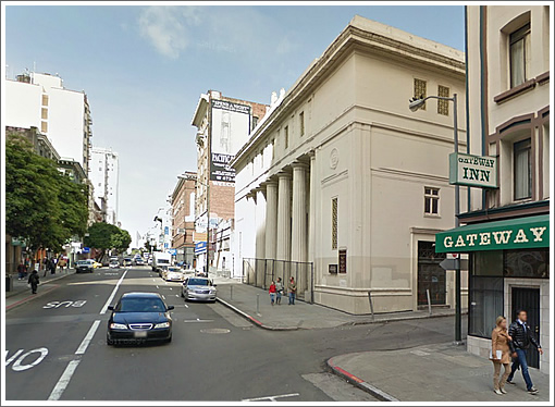 Plans For 12-Story Building Could Transform A Tenderloin Block