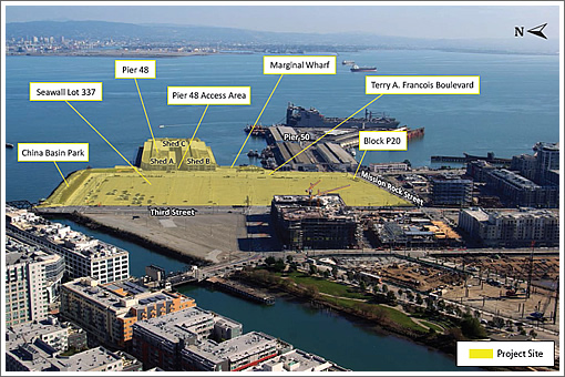 Timing For Giants' Massive Mission Rock Development Moved Up