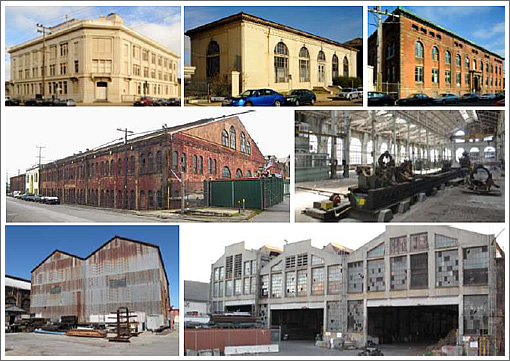 Plans And Timing For Pier 70's Historic Rehab Revealed