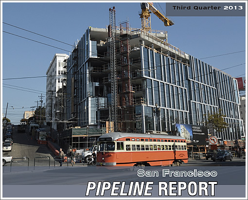 San Francisco's Housing Pipeline Breaks The 50,000 Unit Mark