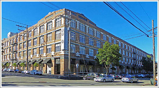 The Landmark Loophole And Plan To Convert The SF Design Center