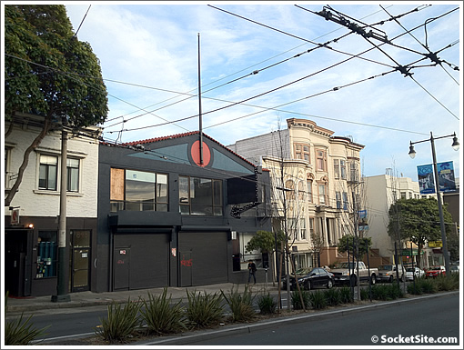Condos Rather Than Cold Ones On Divisadero Street