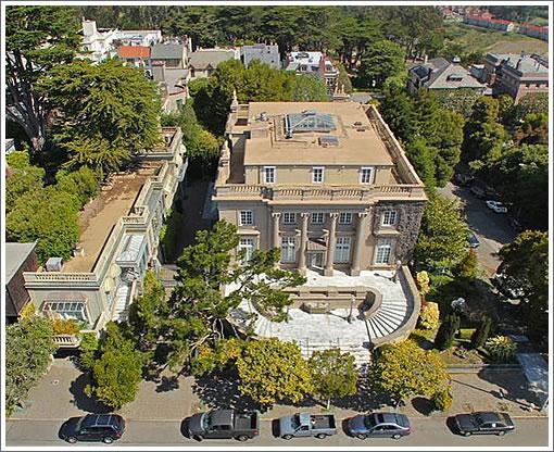 A Major Price Cut For Minor's Massive San Francisco Estate