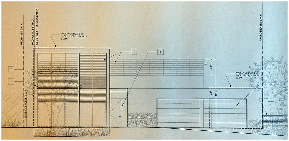 A Closer Look At The Plans For A 6,000 Square Foot House