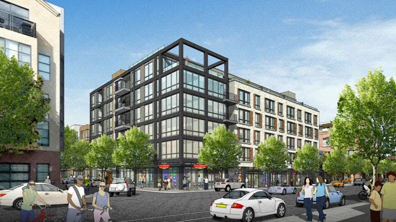 Six-Story SoMa Development Dubbed 99 Rausch Slated For Approval