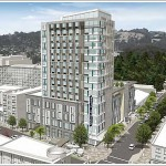 Berkeley High-Rise Hotel Ready For Review And Design Debate