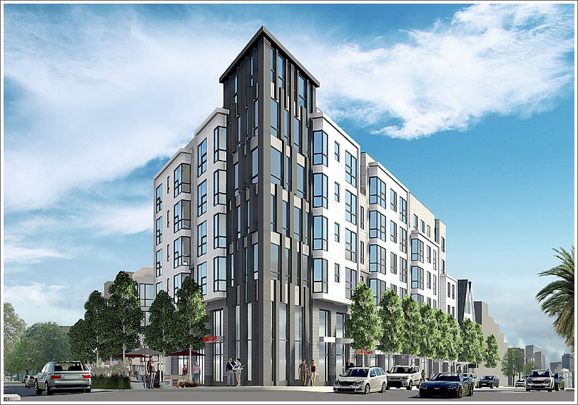Market And Sanchez Street Development Approved To Rise