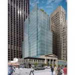 Glass Tower To Rise Over SF Mining Exchange Building On Bush