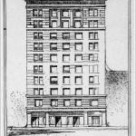Skyscrapers Of San Francisco, Circa 1906