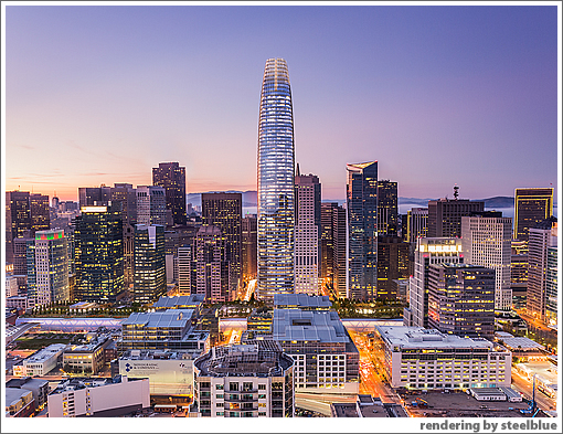 "Transbay Tower To Become ""Salesforce Tower"" With Monster Lease"