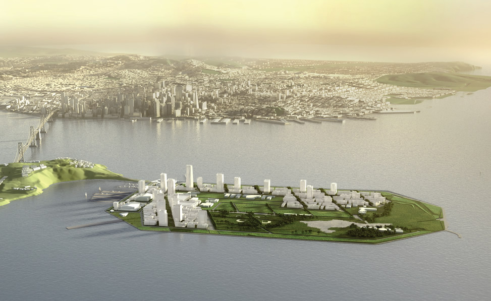 Treasure Island Redevelopment Plan