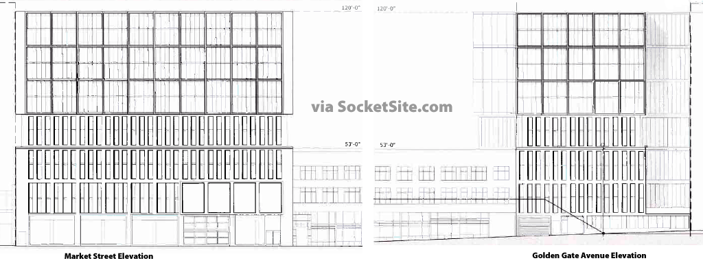 1028 Market Street Elevations