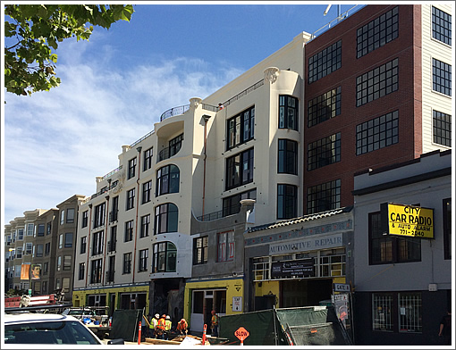 Nob Hill Development Unwrapped, Unexpected Detailing Revealed